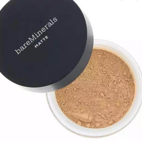 Bare minerals powder foundation golden beige 13
